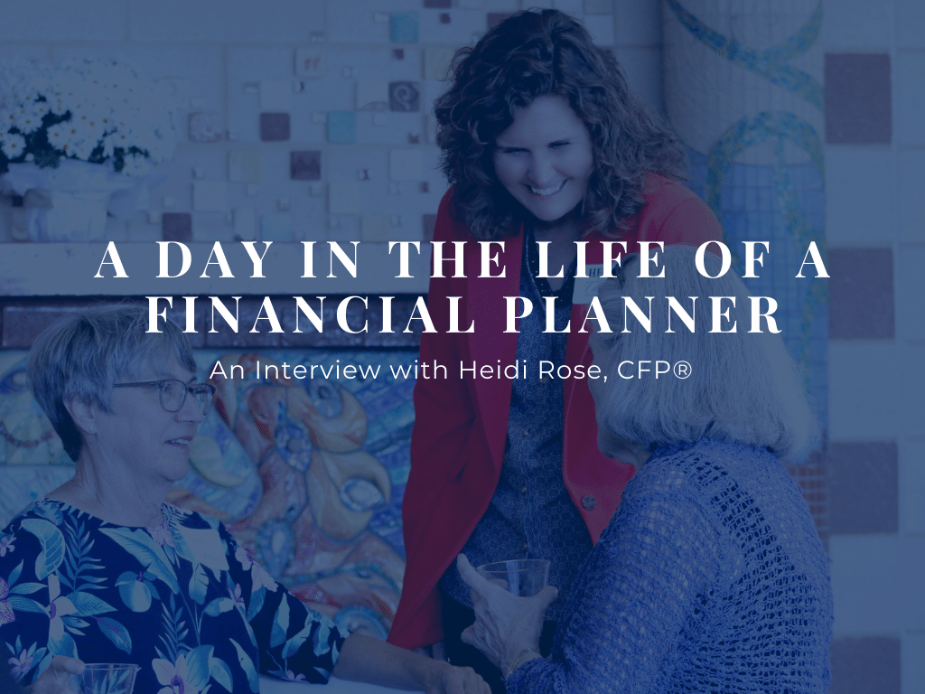 A Day in the Life of a Financial Planner