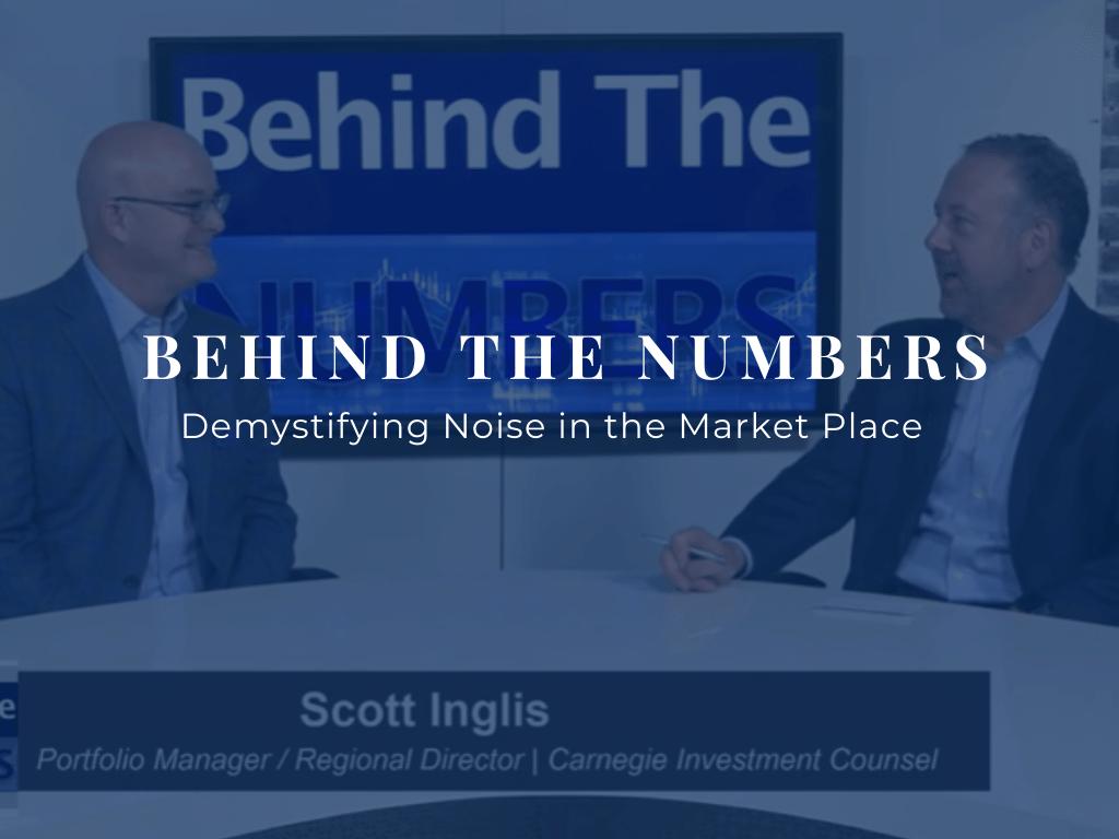 Behind the Numbers August Blog Header Image