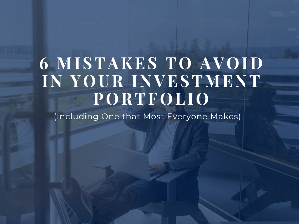 Carnegie Blog 6 Mistakes to Avoid in Your Investment Portfolio