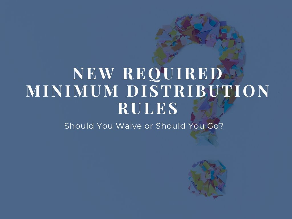 Carnegie Blog Post Header New RMD Rules