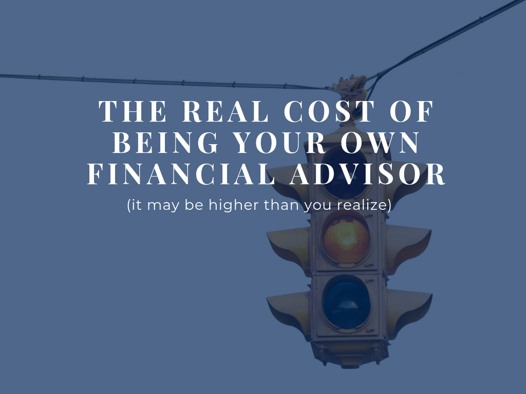 The Real Cost of Being Your Own Financial Advisor, DIY Investments