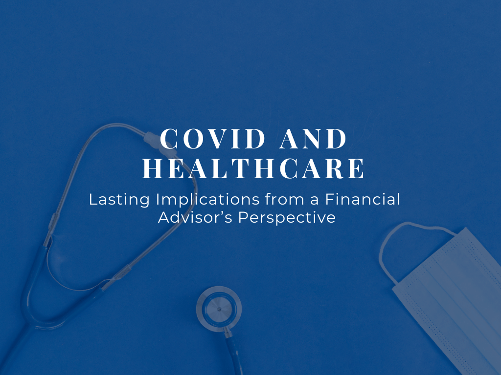 Covid and Healthcare blog header