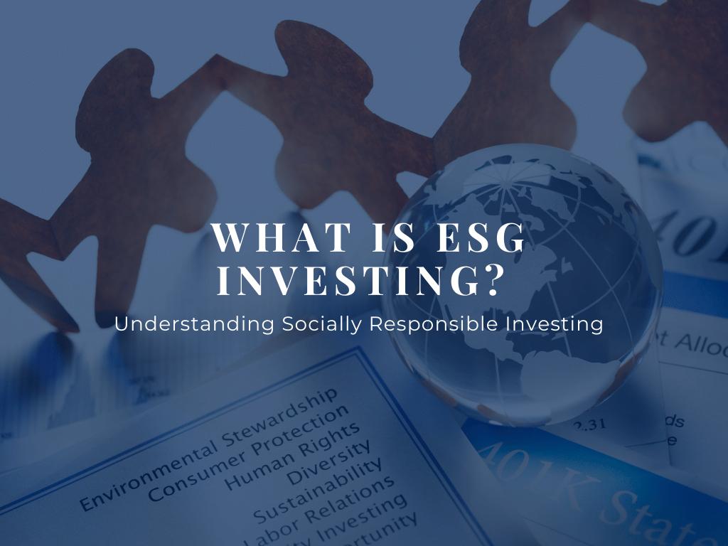 ESG Investing January Blog Image