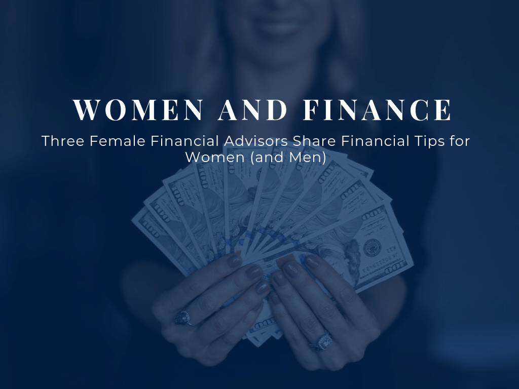 Female Financial Advisors at Carnegie Share Finance Tips