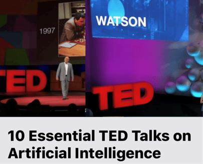 10 Essential Ted Talks on Al