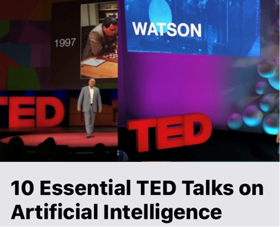 10 Essential Ted Talks on Al