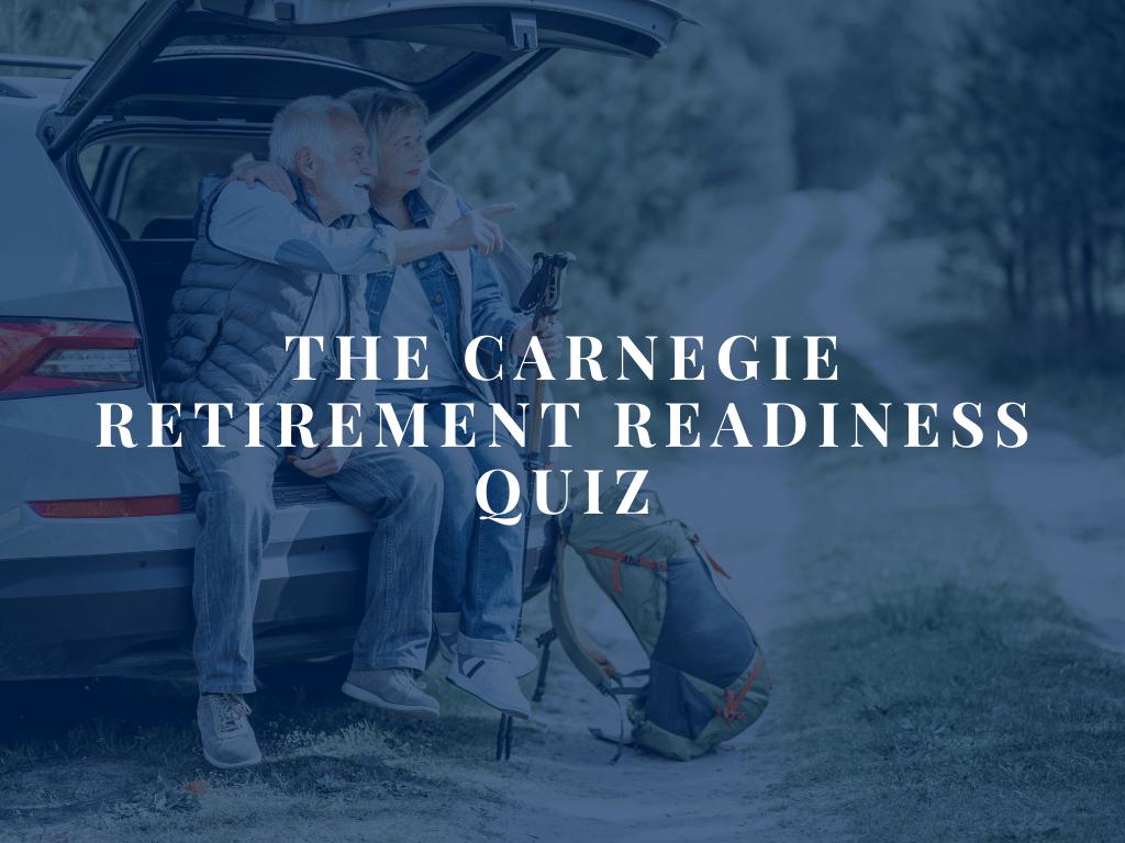 Retirement Readiness Quiz Blog Post Version