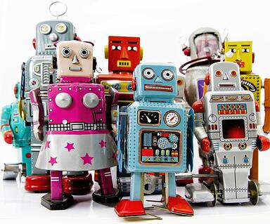 Target Date Funds Robots - Carnegie Investment Counsel