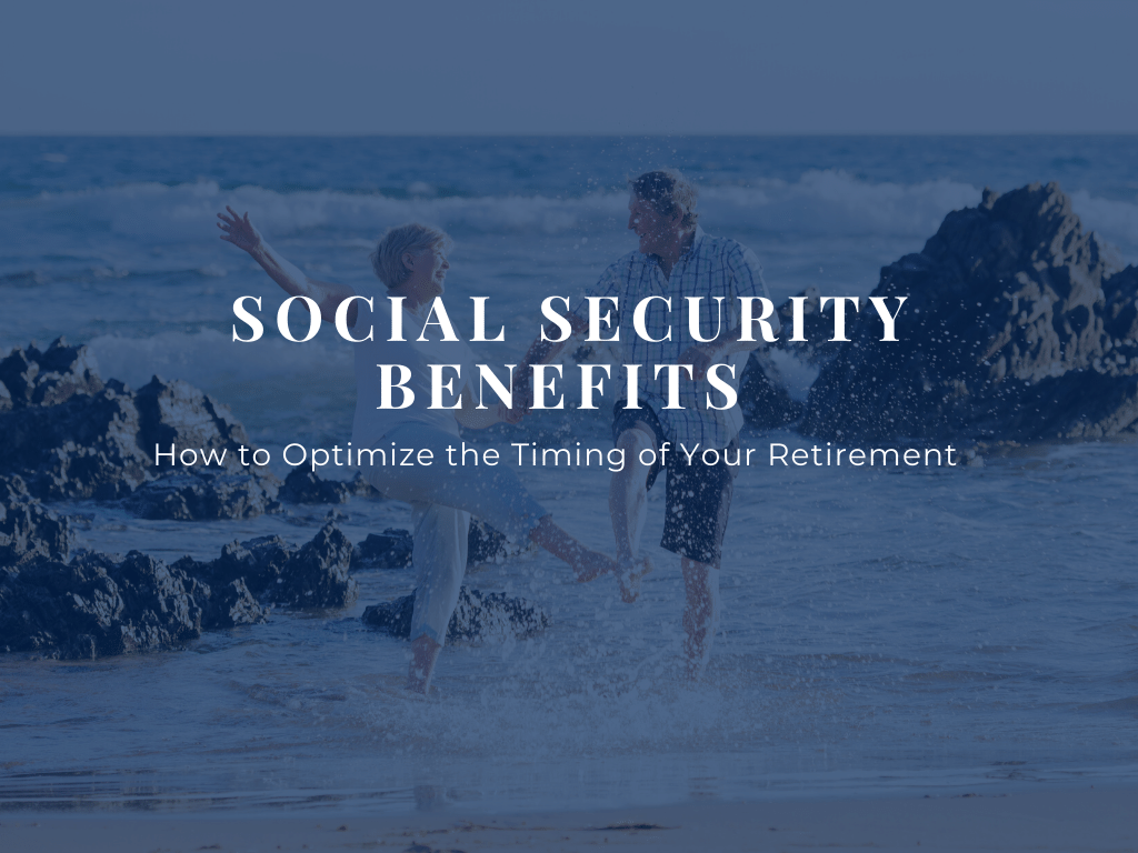 Optimizing the Social Security Benefits